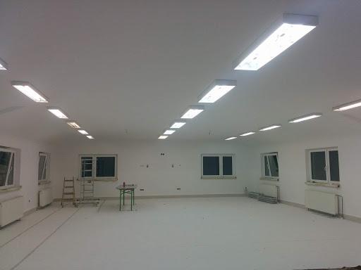 montaža luči