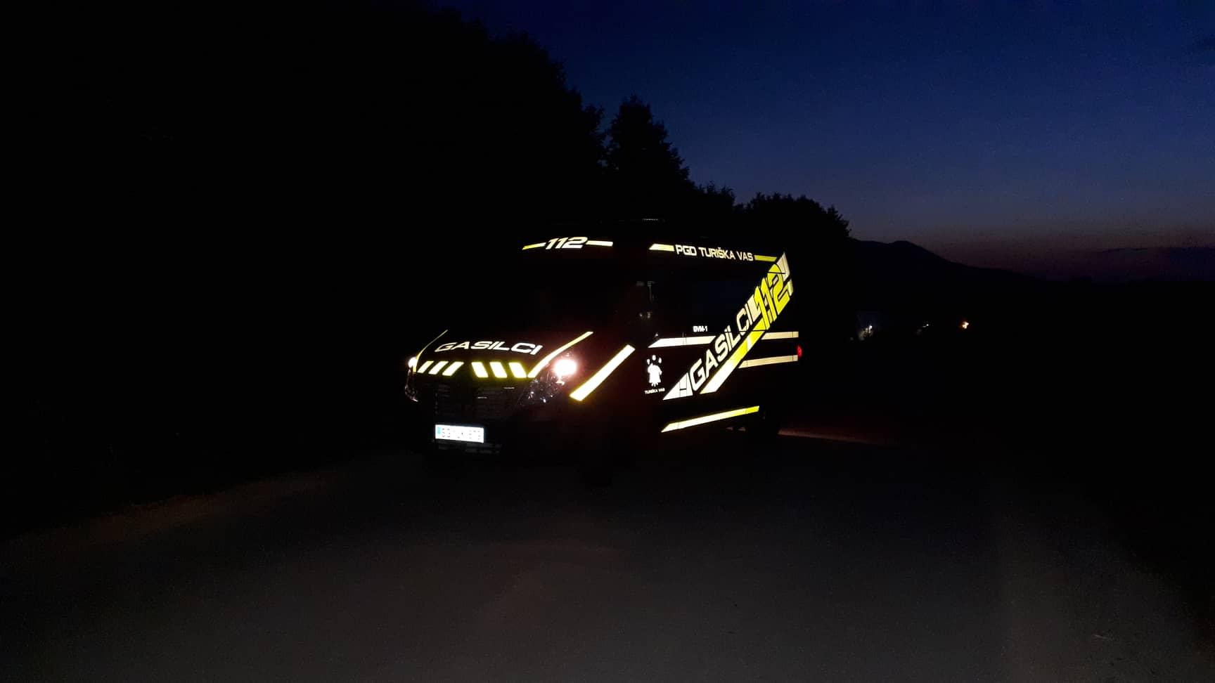 Usposabljanje voznikov GVM 1