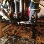 Požar na podstrešju v Mislinjski Dobravi 2019/7
