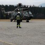 Zavarovanje pristanka in vzleta helikopterja 2020/2