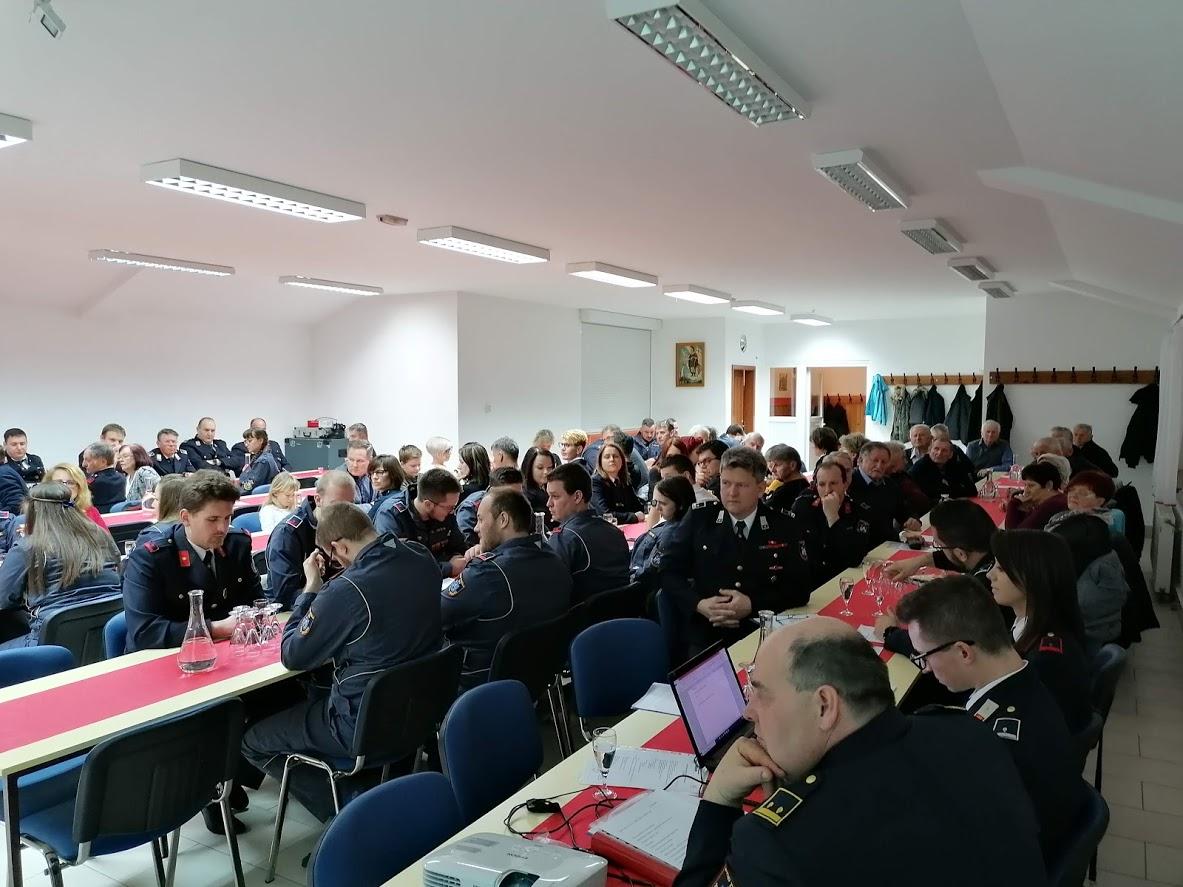 Občni zbor PGD Turiška vas 2020 2